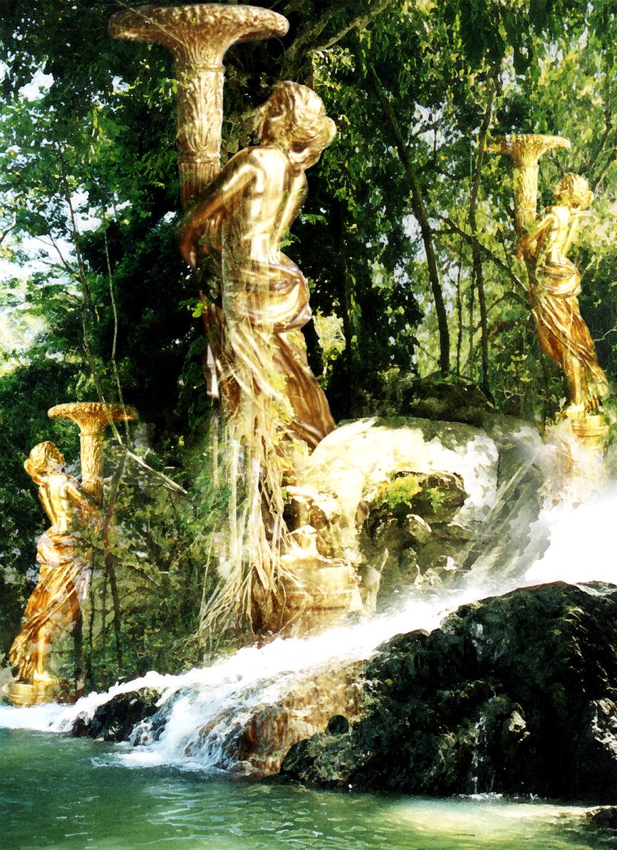 Die Waldgoettin